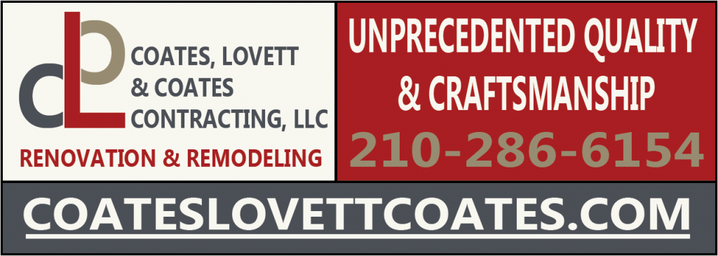 Coates Lovett Coates Contracting Ad